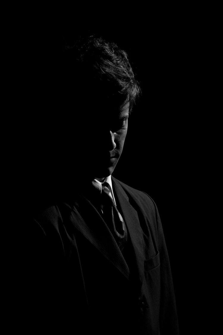 Striking portraits of men