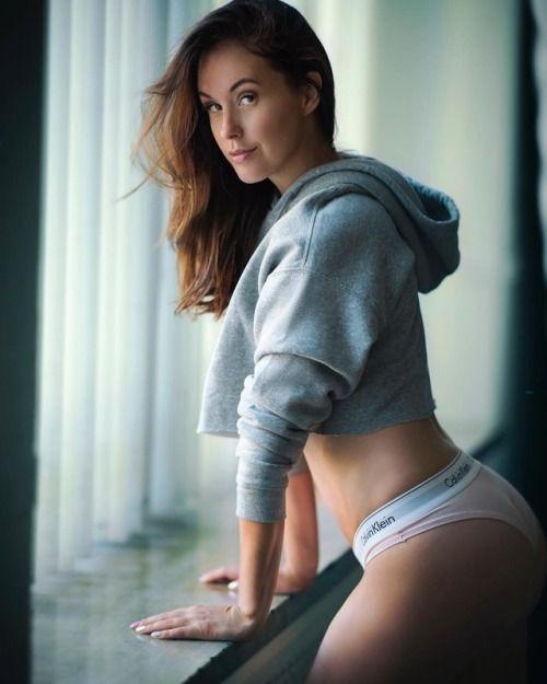 Meg Turney New Underwear Selfie