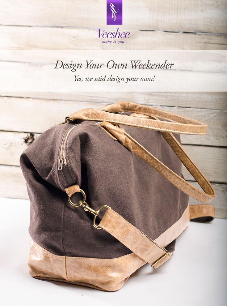 d88232d5e06 Design your own weekenders