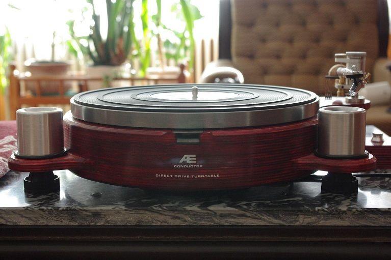 DIY Turntable Hi Fi Phono Record Player by Nandor Szabo