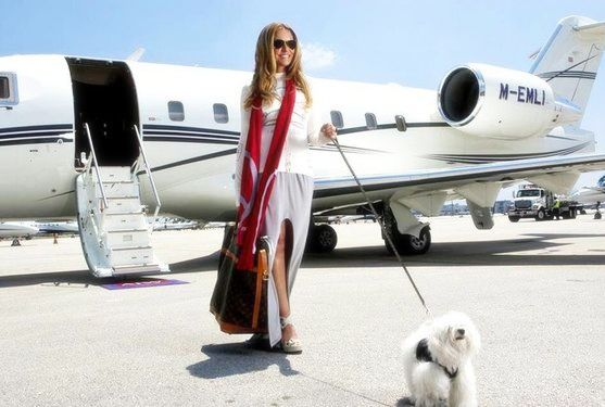 ***Private Jet - Voyage Style***