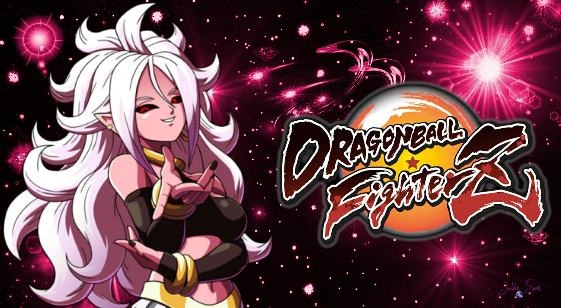 Majin android 21 dragonball fighterz Dragon ball, Dragon
