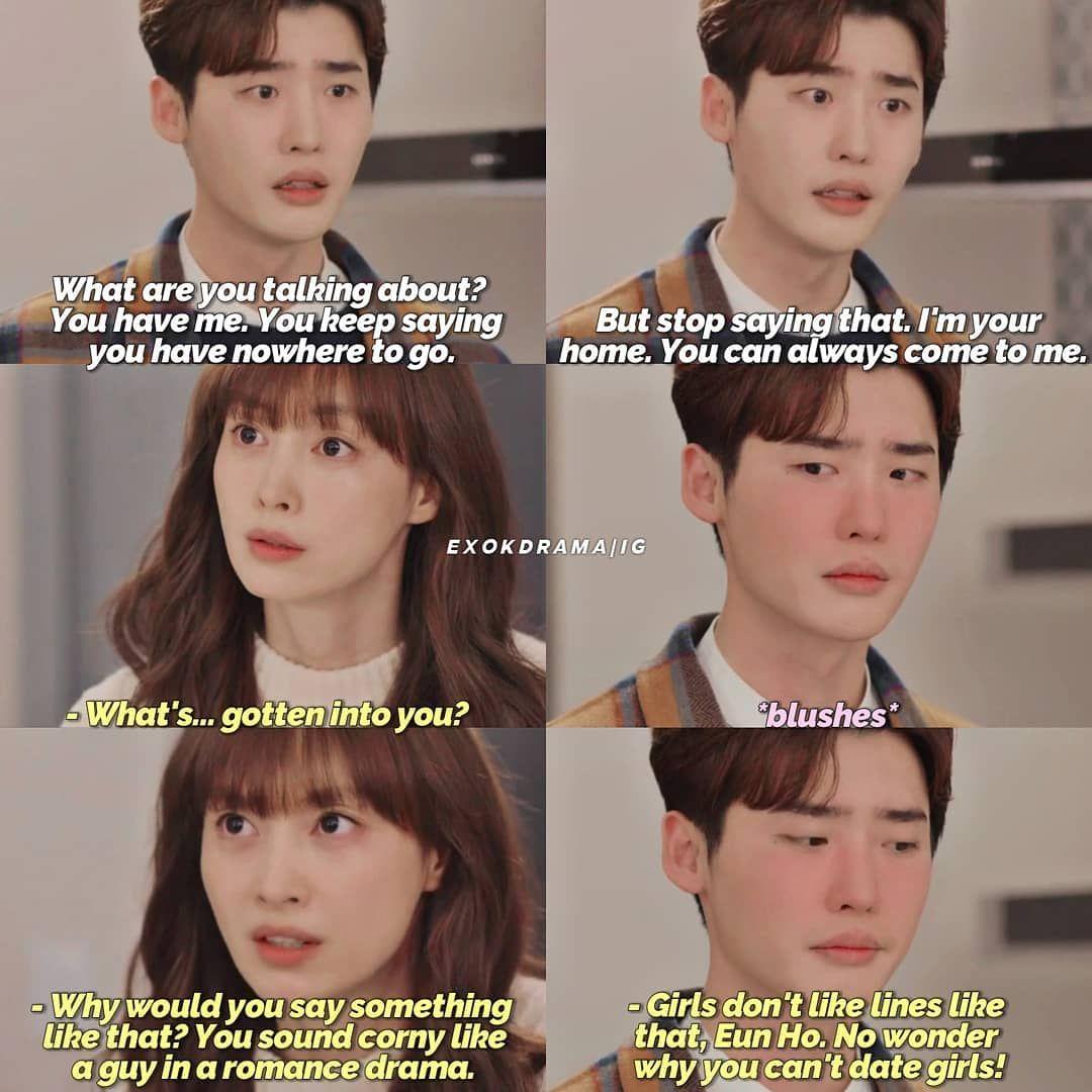 Romance Is A Bonus Book I Disagree It Was Adorable Korean Drama Quotes Korean Drama Funny Kdrama