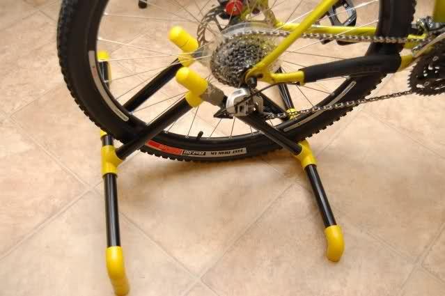Bicycle Utility Stand Adjust Height Foldable Mechanic Repair Rack /& Bike Storage