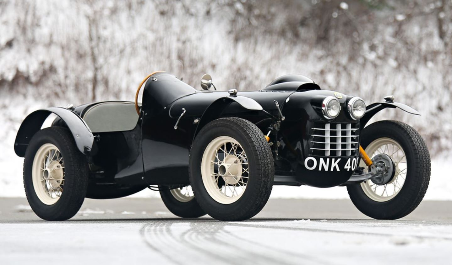 The very first car to wear the Lotus badge | THE AUTOMOBILE ...