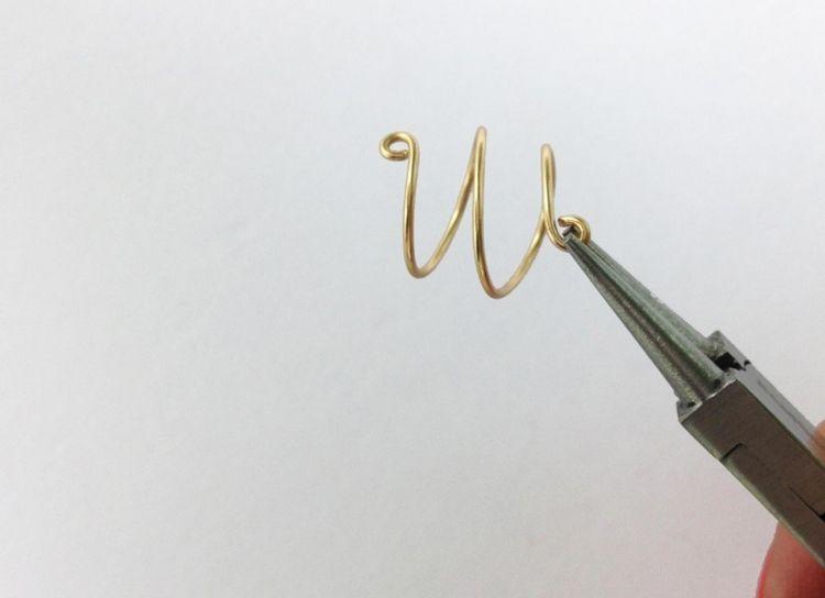 schmuck-selber-machen-draht-midi-ring-zarge | Accessoires und ...