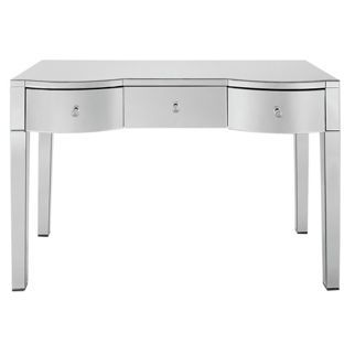 Buy Heart Of House Canzano Drawer Dressing Table Mirror At - White dressing table argos