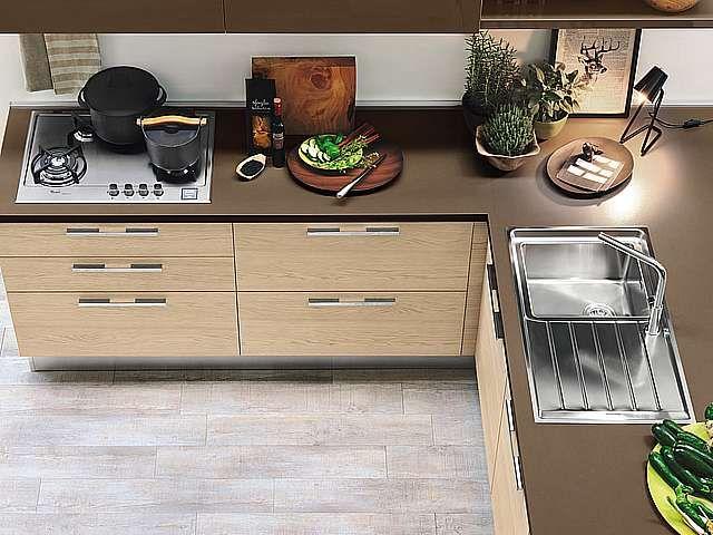 Cucine Moderne Lube - Modello Pamela | CASA | Pinterest