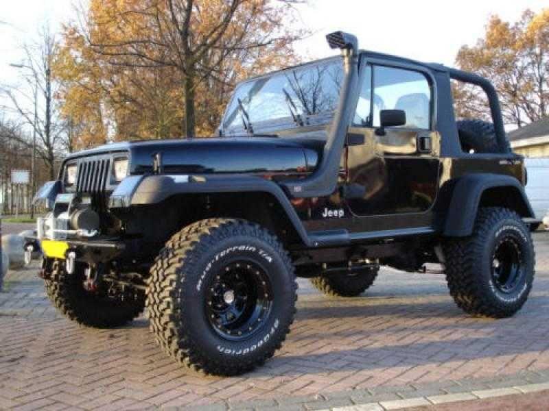 93 Yj By Tino C Of Noordwijkerhout Netherlands Jeep Yj Jeep Wrangler Yj Jeep