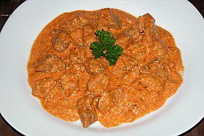 Rahmgulasch aus dem Crock Pot / Slow Cooker von nogikon | Chefkoch