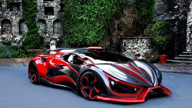 galerie photo insolite l inferno est elle la supercar la plus moche de tous cars. Black Bedroom Furniture Sets. Home Design Ideas