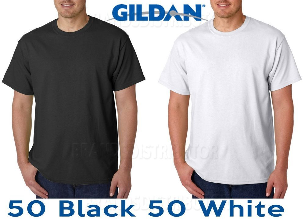 durable modeling running shoes save up to 80% 100 T-SHIRTS Blank 50 Black 50 White BULK LOT S-XL Wholesale ...