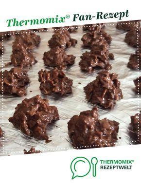 Schokocrossies so lecker, wie das Original von M4nu. Ein Thermomix ® Rezept aus der Kategorie Backen süß auf www.rezeptwelt.de, der Thermomix ® Community.