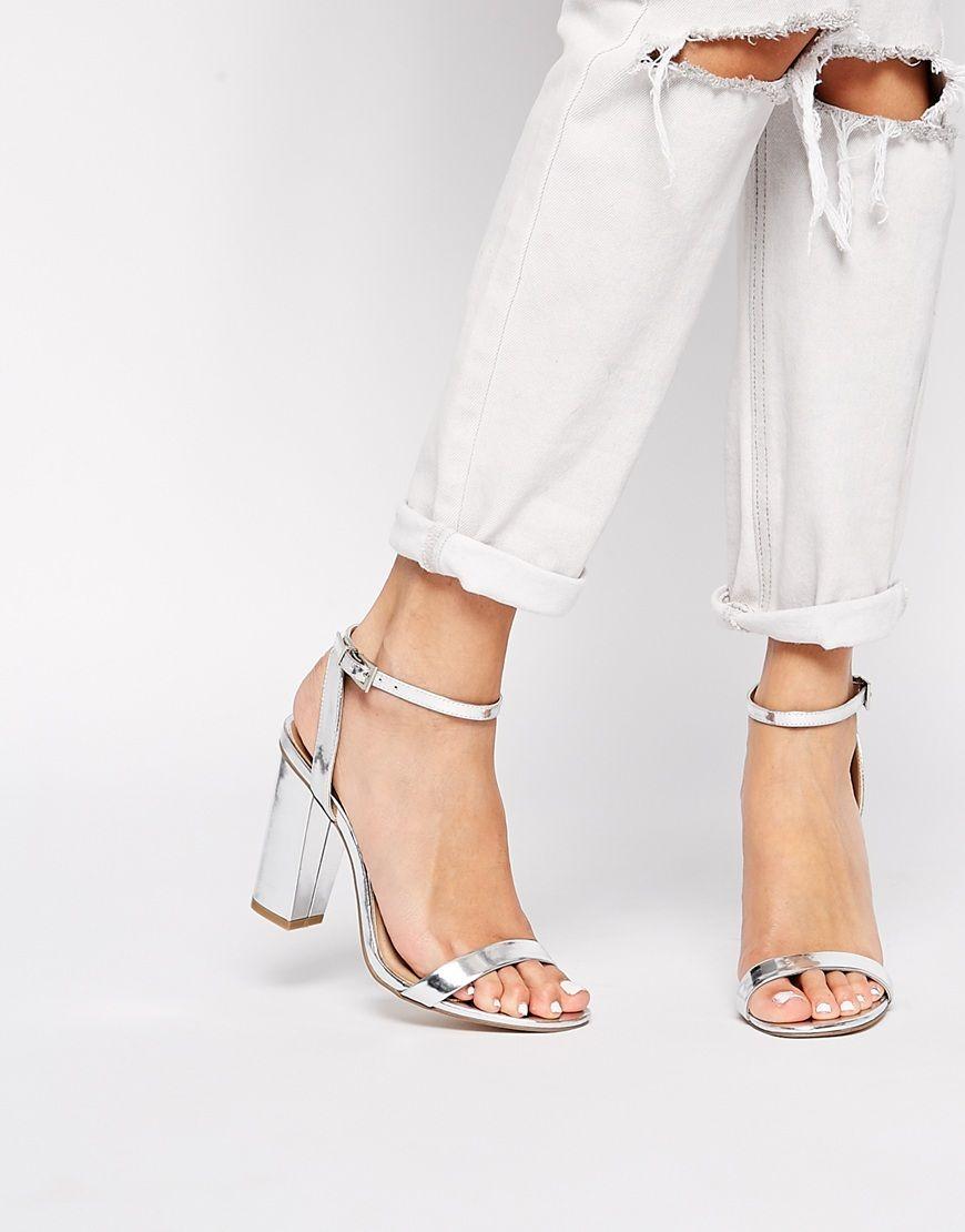fd34062de86 Enlarge ASOS HERMIONE Heeled Sandals