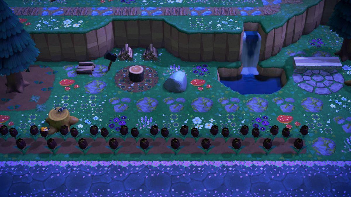 animal crossing new horizons   acnh design   island ideas ... on Animal Crossing New Horizons Wood Design  id=91434