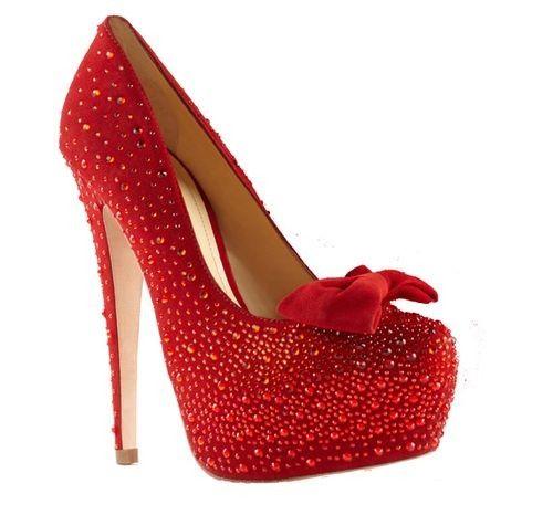 493c559cdbb Aldo RED stilettos. Super cute. | SHOES! | Shoes, Red stilettos, Aldo