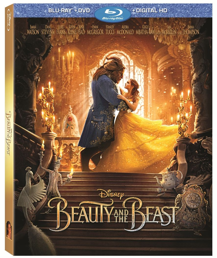 """Beauty And the Beast"" Arrives on Digital HD, Blu-ray, and Disney Movies Anywhere On June 6"