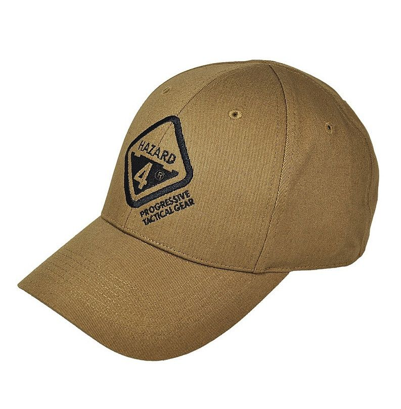 Hazard 4 H4 Tactical Logo BaseBall Cap Bushcraft Army