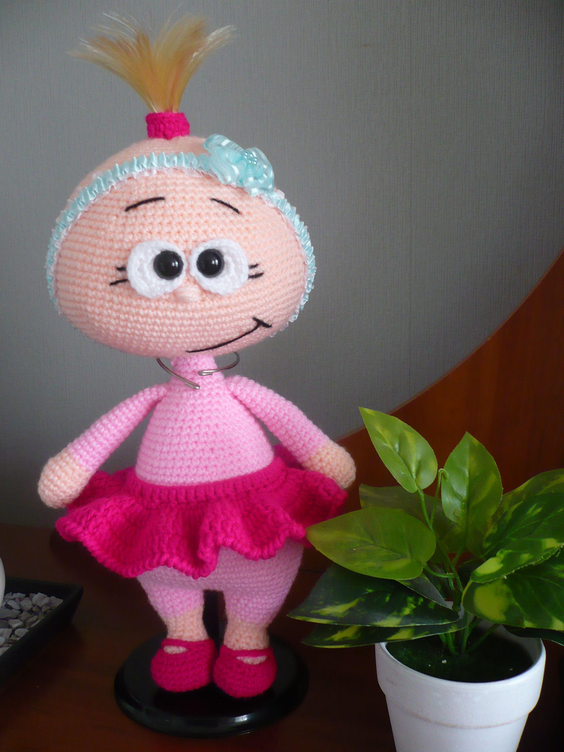 Crochet Amigurumi Doll Havva Design Pattern Bonnie Amigurumi