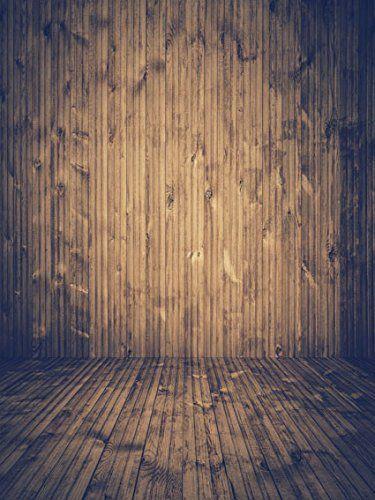 Fiona 5ft W X 7ft H Brown Wooden Wall And Floor Backg Https Www Amazon Com Dp B06xgy72mf Ref Cm Sw R Background For Photography Background Brown Wood