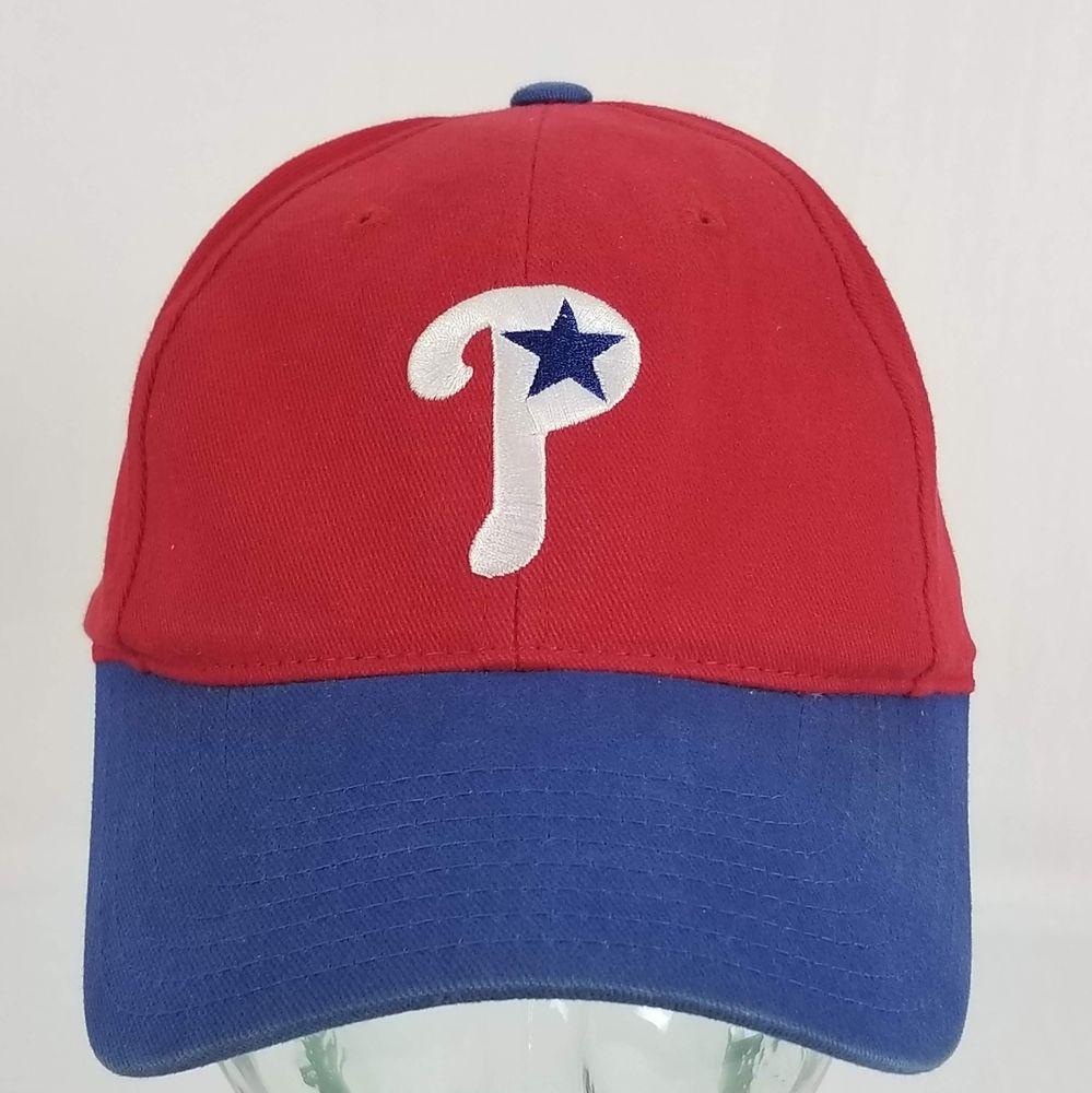 ededa63a1 Team : Philadelphia Phillies. Size: Youth. Item : Boys Baseball Hat ...