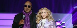 Billboard Music Awards; Madonna; Stevie Wonder; Prince