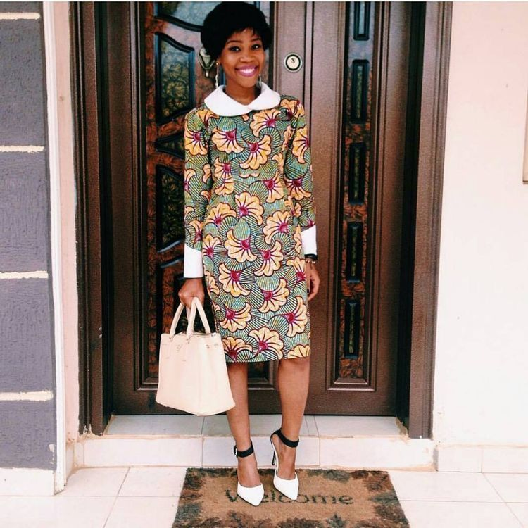 25 Fashion Fabulous African Style Outfits for Work