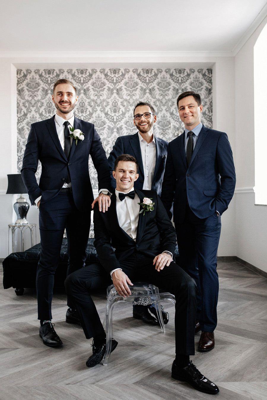 Pan Mlody Inspiracje Slub W Palacu Elegancki Slub Druzbowie Na Slubie Weding Weeding Style