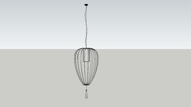 Pendant lighting cell karman 3d warehouse