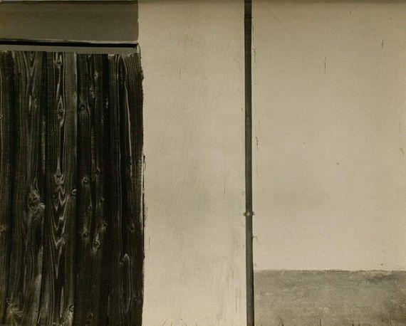 "Kansuke Yamamoto, ""Untitled"" gelatin silver print  1930's"