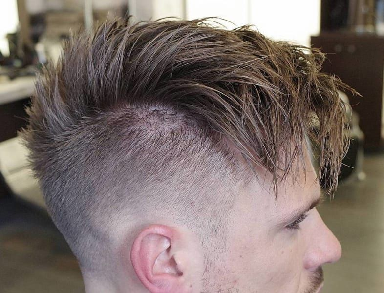 Best Undercut Fade Hairstyles