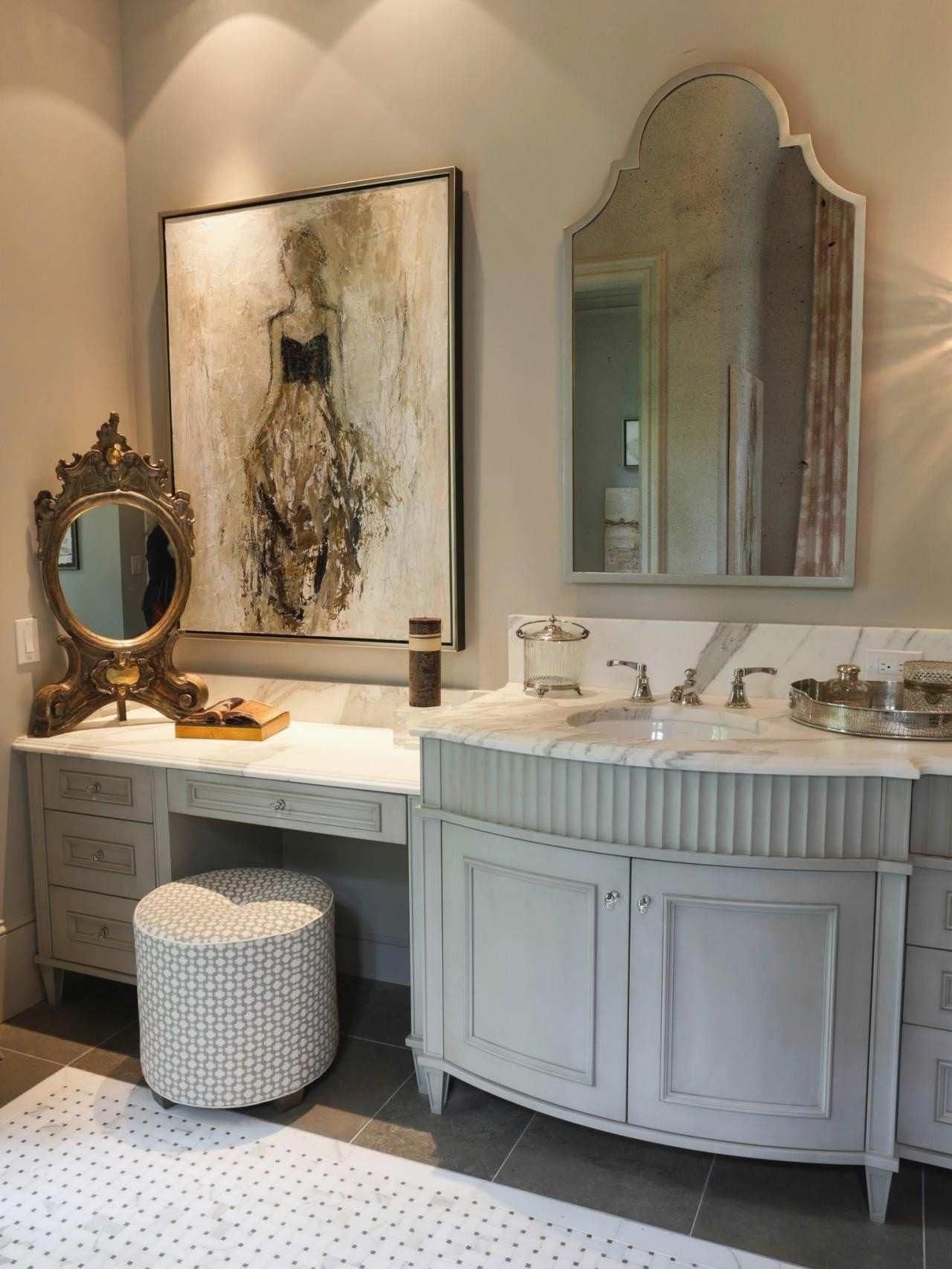 Bathroom Wall Art Canvas Frenchcountrybathrooms Black And White Tiles Bathroom White Bathroom Tiles Glamorous Bathroom Decor