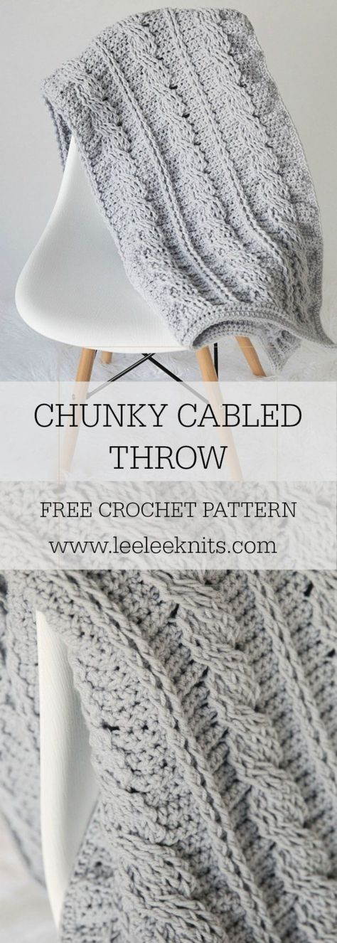 Its been a while since I posted a crochet throw/afghan pattern. I\'m ...