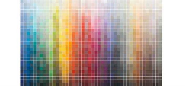 nuancier totem intérieur , murs de couleurs , couleurs & harmonies