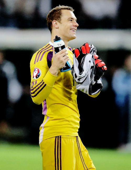 Best goalkeeper in the world
