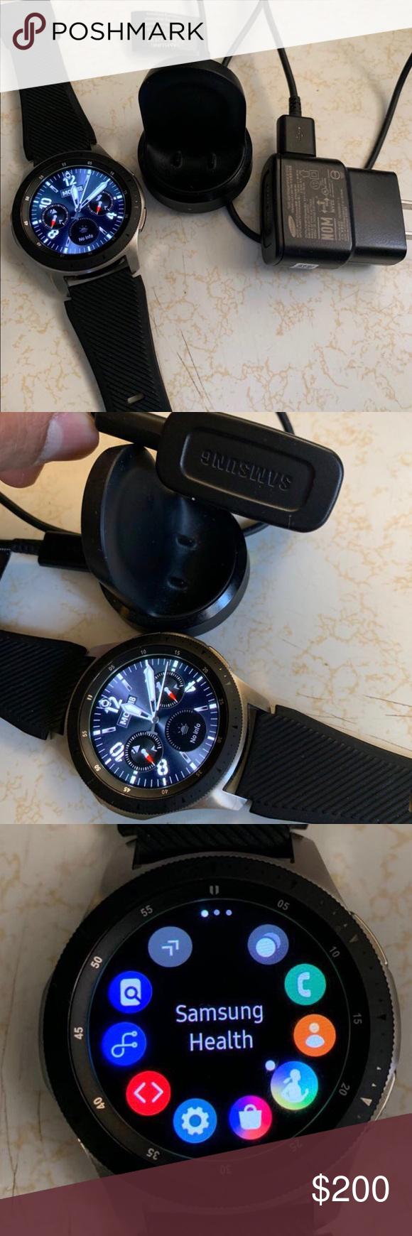 Samsung Gear S3 Frontier Smart Watch Dark Gray Samsung