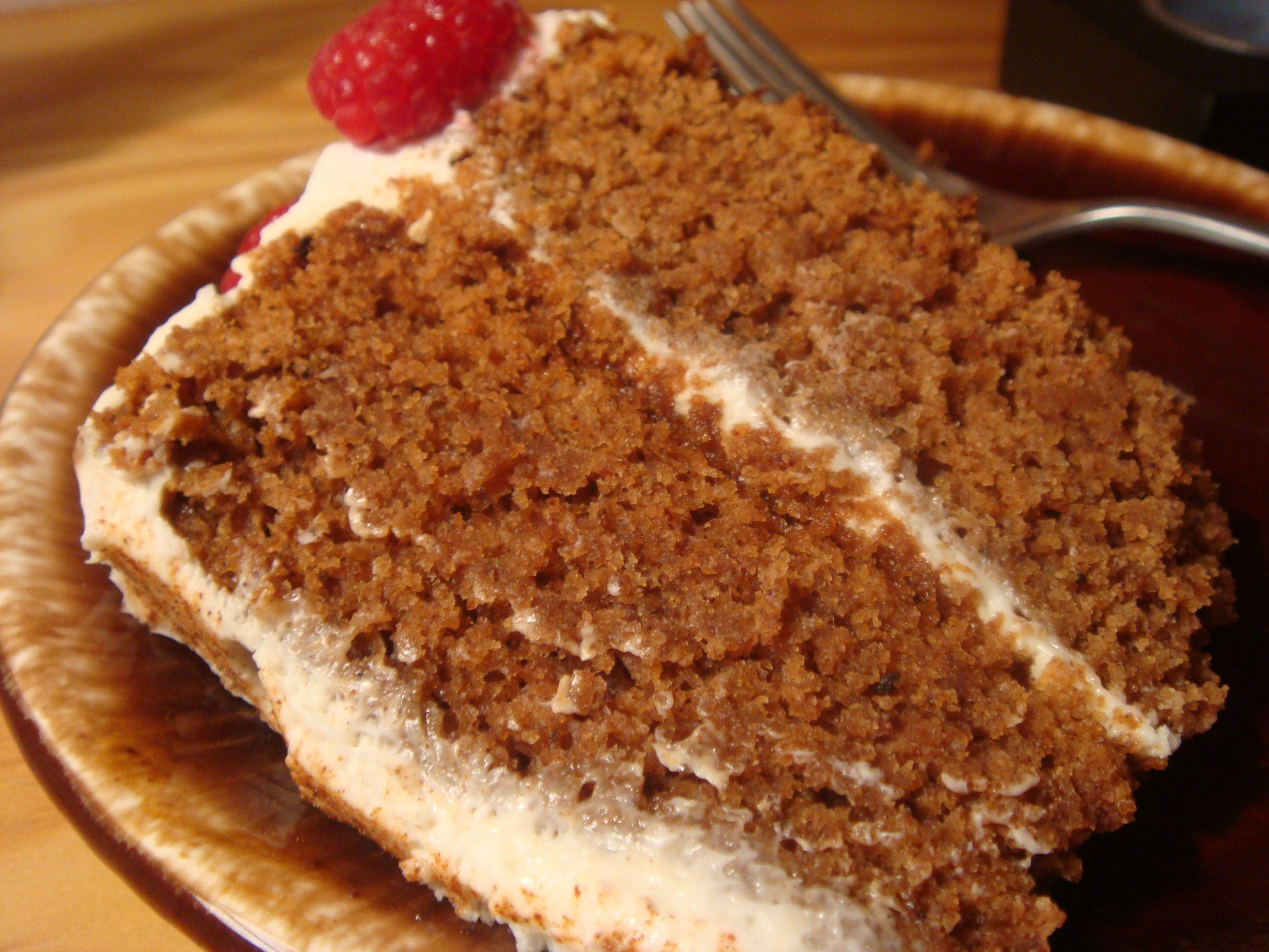 Spice cake mix recipe with applesauce