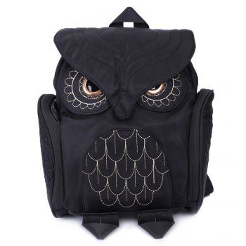 SHARE & Get it FREE | Solide Couleur mignon et Owl Shape Design Cartable pour les femmesFor Fashion Lovers only:80,000  Items·FREE SHIPPING Join Dresslily: Get YOUR $50 NOW!