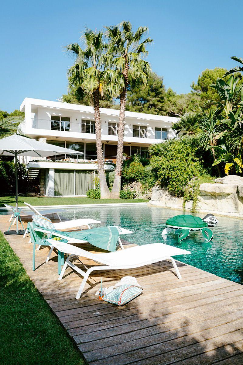 Bain de soleil Alizé, chaise longue de jardin | Collections