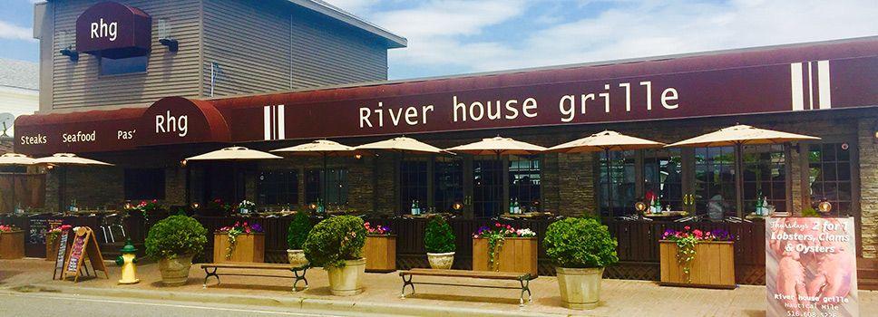 River House Grille Long Island Restaurant Long Island Restaurants River House Outdoor Restaurant