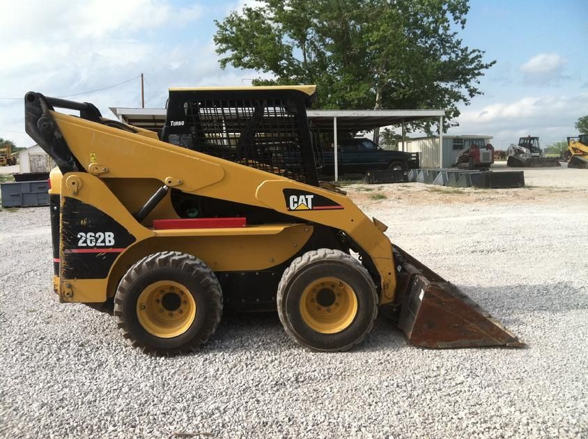 Used Skid Steer Loaders For Sale By Texas Skid Steer Texas Skid