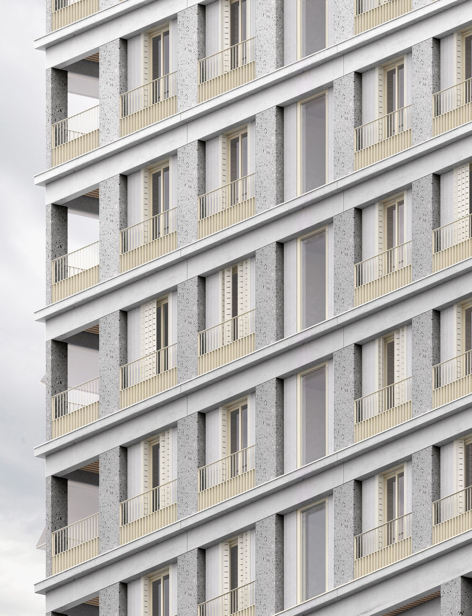 logements collectifs lyon confluence 4 facade pinterest logement lyon et fa ades. Black Bedroom Furniture Sets. Home Design Ideas