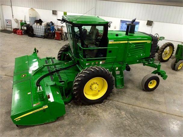 JOHN DEERE R450 Windrower | John Deere | Tractors, Old