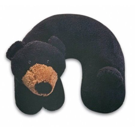 Amazon.com: Noodlehead Travel Buddies Neck Pillow - Cat ...