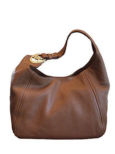 a2c381cf0738 MICHAELL Michael Kors Women's Fulton Large Slouchy Shoulder Bag, Style  35T6GFTH3L