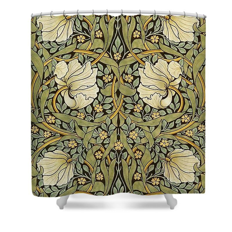 Pimpernel Shower Curtain For Sale By William Morris William