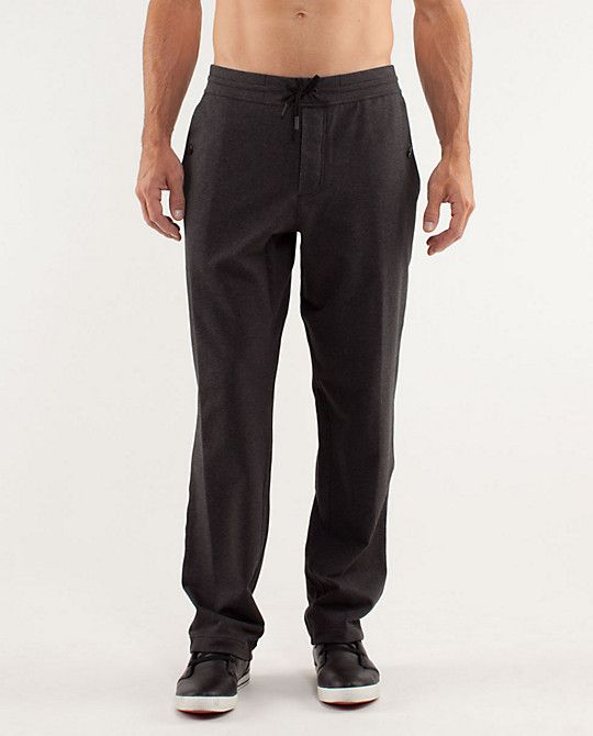 3fb0bf4087 Lululemon Mens Studio Pant. actually comes in tall, for men who aren ...
