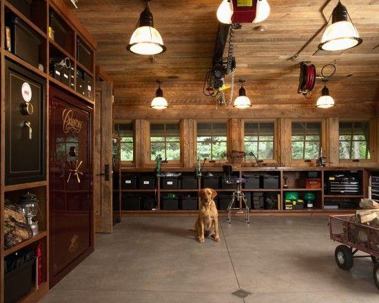 Garage Shop Organization Design Pictures Remodel Decor And Ideas Man Garage Garage Renovation Garage Design