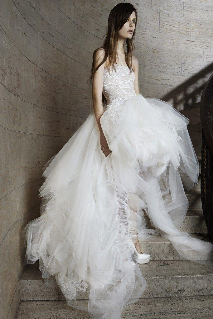 Vera Wang Bridal Spring 2015 | Vera wang bridal