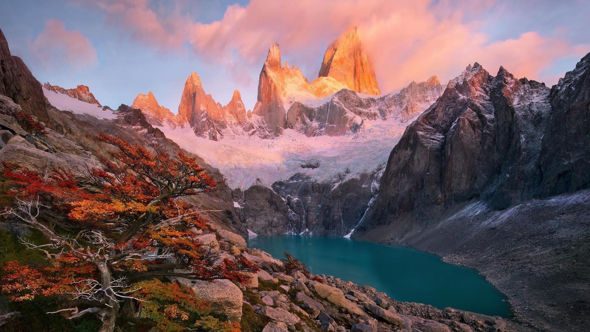 Patagonia South America By Mikhail Petrovsky